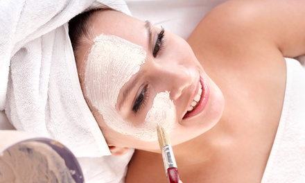 Signature Facial or Glycolic Peeling Facial at Lash And Spa By Jayne (Up to 54% Off)