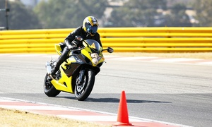 Down Under Riders: One-on-One 90-Minute Motorcycle Lesson - One ($65) or Two ($129) at Down Under Riders, Morley (Up to $240 Value)