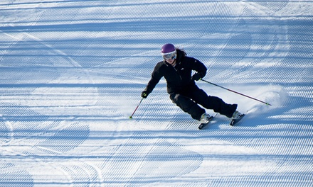 Skiing and Tubing Packages at Horseshoe Resort (Up to 49% Off). Three Options Available.