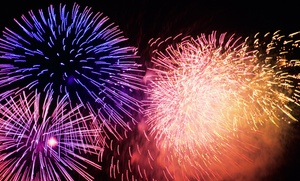 Phatboy Fireworks: CC$6 for C$15 Credit and One Radical Racer Firework at Phatboy Fireworks (CC$20 Value)