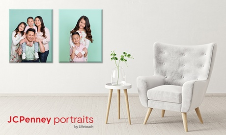 Photography Shoot Packages at JCPenney Portraits by Lifetouch (Up to 80% Off). Two Options.