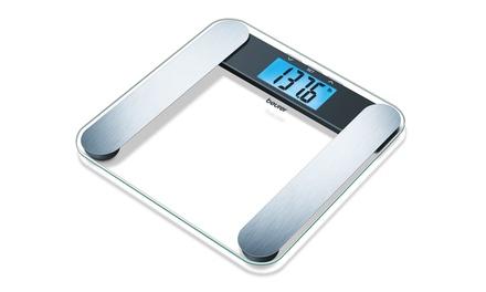 Beurer Digital Body Analysis Scale with Glass Platform
