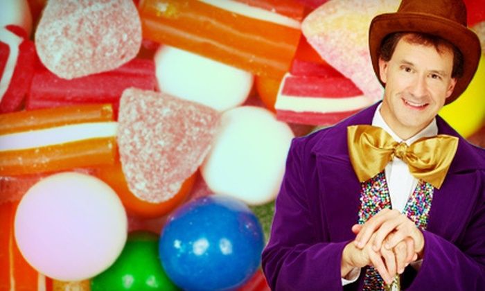 """Willy Wonka - Andover: $27 for Two to See """"Willy Wonka"""" at J. Everett Collins Center for the Performing Arts (Up to $54 Value)"""
