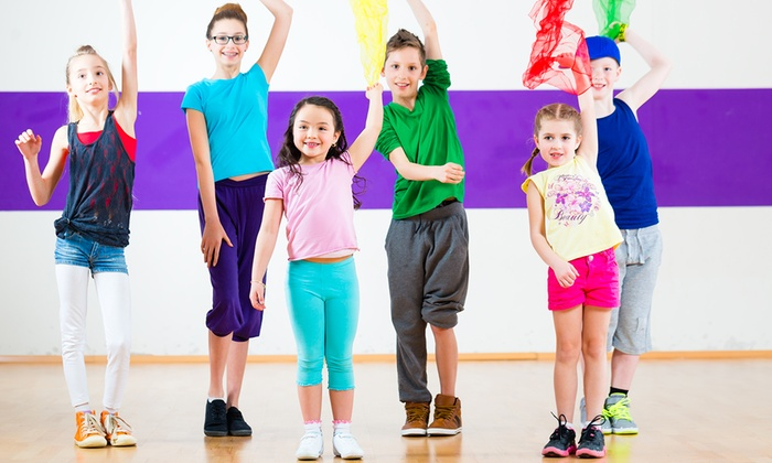 Sunrise Latin Dance & Fitness - West Babylon: 5, 10, or 20 Kid's Salsa or Hip-Hop Dance Classes at Sunrise Latin Dance & Fitness (Up to 54% Off)