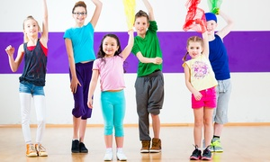 Gym Skills: Up to 83% Off Dance Classes  at Gym Skills