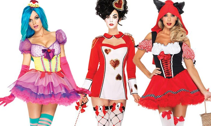 Metro Boutique - Sunnyside: $12 for $25 Worth of Halloween Costumes and Accessories at Metro Boutique