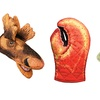 Boston Warehouse Animal Design Quilted Oven Mitts