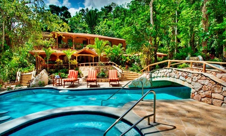 Jungle Bungalows at Belize Adventure Lodge