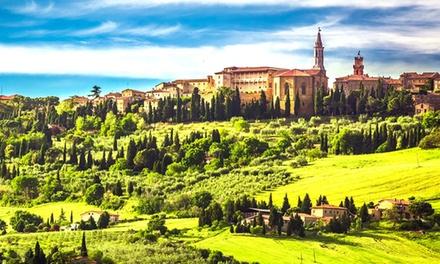 Chianciano Terme, Hotel Mediterraneo: 1 notte con colazione o mezza pensione o 2 o 3 notti in mezza pensione per 2