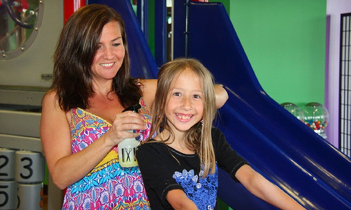 Safari Snips - Naperville: Kids' Haircut, Spa Package for 2, or Birthday-Party Package for Up to 8 at Safari Snips in Naperville (Up to 55% Off)