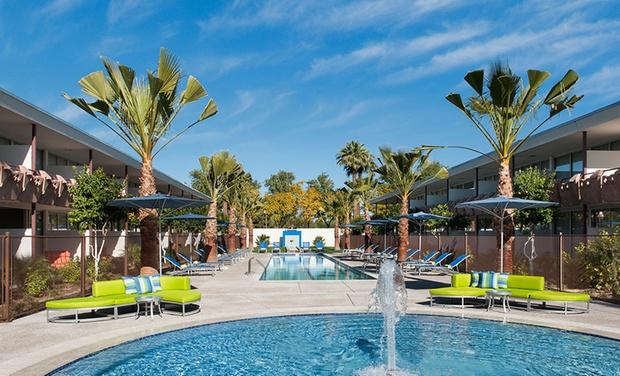 Hotel Valley Ho - Scottsdale, AZ: Stay at Hotel Valley Ho in Scottsdale, AZ, with Dates into October