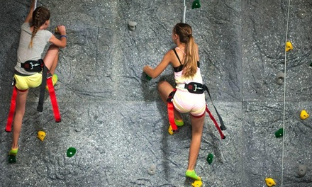 One-Hour Jump Passes for Two or Four at Rockin' Jump (Up to 45% Off)