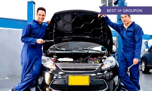 Reddicap Garage: 55-Point Car Service With Oil and Filter Change and Optional Diagnostics at Reddicap Garage (Up to 71% Off)
