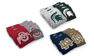 Ncaa Leather-print Cornhole Bags