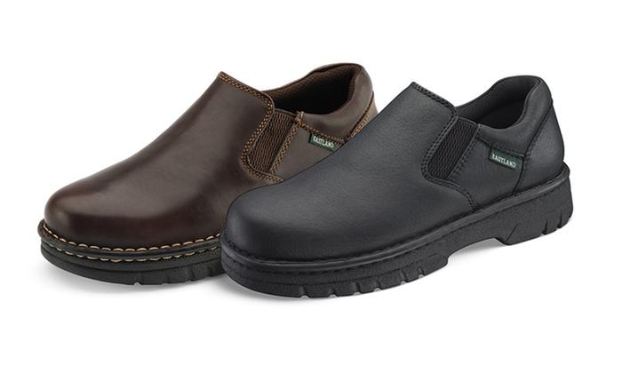Eastland Newport Men's Slip-On Shoes: Eastland Newport Men's Slip-On Shoes in Medium or Wide Width