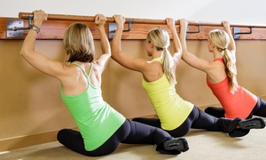The Dailey Method : One or Two Months of Unlimited Barre Classes at The Dailey Method (Up to 74% Off)