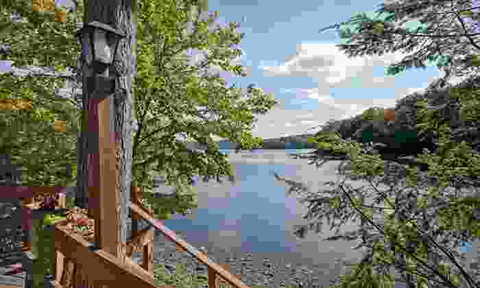 null - Harrisburg / Lancaster: Adults-Only, Couples-Only All-Inclusive Stay with Meals at Cove Haven Resort in Pocono Mountains, PA