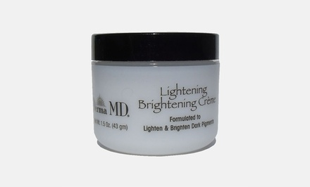 Derma MD Lightening and Brightening Creme (1.5oz.)