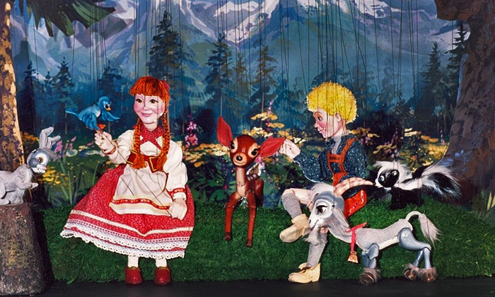 Geppetto's Theater & Workshop - Geppetto's Marionette Theater & Workshop: $75 for a Marionette Show Birthday Party for Up to 8 Kids from Geppetto's Theater & Workshop ($150 Value)