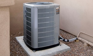 HL Fraas Plumbing, Heating & Electrical: $59 for an Air-Conditioner or Heater Tune-Up from HL Fraas Plumbing, Heating & Electrical ($129 Value)