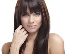 Brandon Ollis @Bella Sorella Hair and Nail studio: Brazilian Straightening Treatment from Brandon Ollis @Bella Sorella Hair and Nail studio (55% Off)