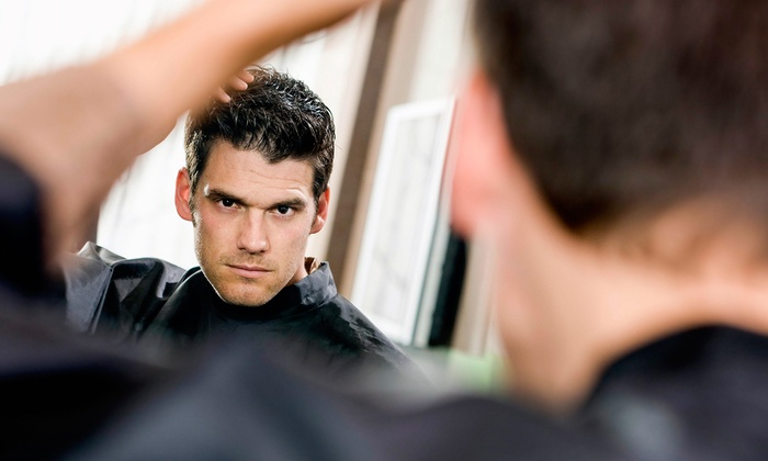 Palace Barber Shop - Chatham: One or Three Men's Haircuts with Hot-Lather Neck Shaves at Palace Barber Shop (Up to 56% Off)