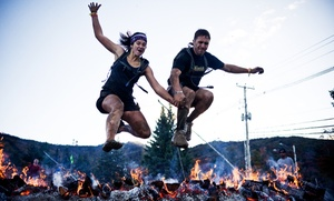 Reebok Spartan Races: Reebok Spartan Race Entry Sacramento Super or Sprint on November 7 or 8 (Up to 53% Off)