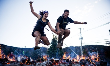 $59 for Boston Sprint Entry from Spartan Races on August 29 or 30 ($110 Value)