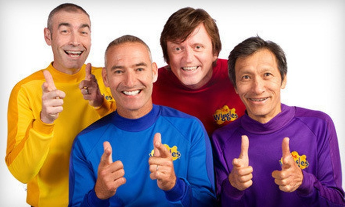 The Wiggles - Vancouver: The Wiggles Concert at Doug Mitchell Thunderbird Sports Centre on October 28 (Up to 51% Off). Five Options Available.