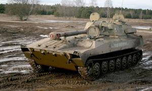 Militarne Borne: Przejażdżka Ziłem, prowadzenie Urala lub pływanie GSP z Militarne Borne (do -57%)