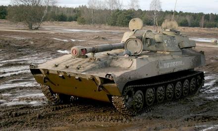 Przejażdżka Ziłem, prowadzenie Urala lub pływanie GSP z Militarne Borne (do -57%)