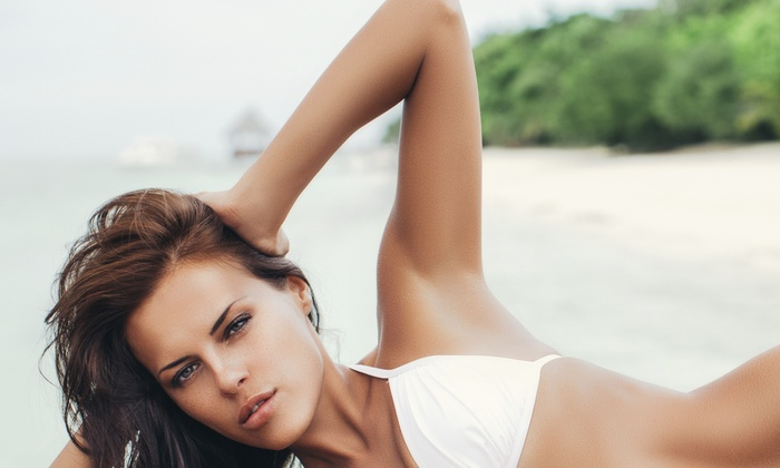 The Tanning Van - Orange County: One Custom Airbrush Tan for Two at The Tanning Van (65% Off)