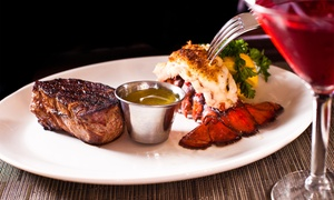 Amuse: French Dinner for Two or Four, or $32 for $50 Worth of French Cuisine for Two or More at Amuse