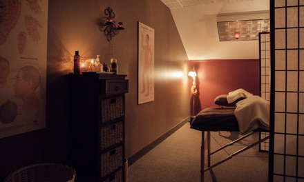 An Acupuncture Treatment and an Initial Consultation at Needle & Herb Acupuncture (45% Off)