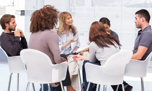 Counseling Center of Waterbury: $250 for 10 Group-Counseling Sessions at Counseling Center of Waterbury ($500 Value)