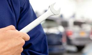 Revisión pre-itv y cambio de aceite y 1, 2 o 4 filtros de coche desde 39,95 € en VRS Autoexpress