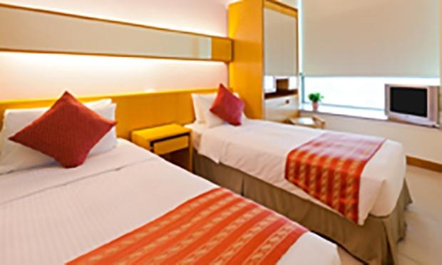 HK:Rambler Garden Hotel + Flights 1
