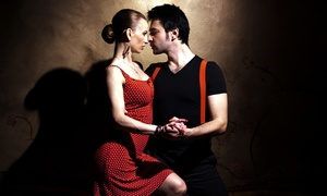 Modesto Tango Argentino: Four or Eight Argentine Tango Lessons for an Individual or Couple at Modesto Tango Argentino (Up to 62% Off)