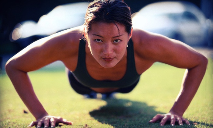 Innovative Fitness - Multiple Locations: One or Two Months of Unlimited Outdoor Fitness or Zumba Boot-Camp Classes from Innovative Fitness (Up to 82% Off)