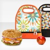 $12.99 for a Ladies' Printed Fabric Lunch Bag
