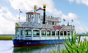 """Reederei Poschke: Boddenrundfahrt auf dem Darß ab Prerow mit MS """"Baltic Star"""" für 2, 4 oder 6 mit Reederei Poschke (bis zu 55% sparen*)"""