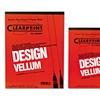 50-Sheet Clearprint Design Vellum Paper Pads
