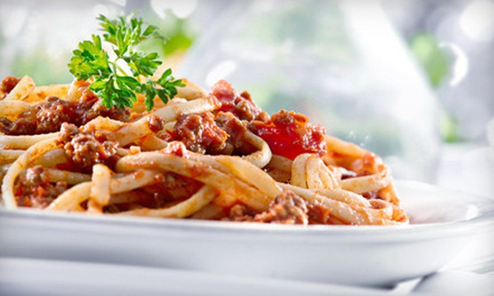Bella Italia - Roswell: Italian Meal with Wine for Two or Four at Bella Italia (Up to Half Off)