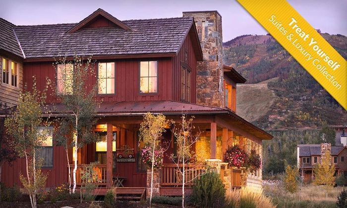 The Porches - Steamboat Springs, CO: Two- or Six-Night Stay for Up to 14 at The Porches in Steamboat Springs, CO