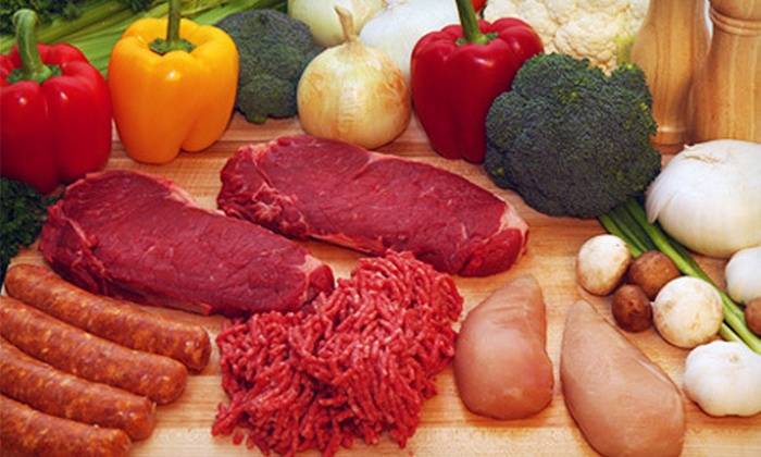 Onterra Farms - Multiple Locations: $19 for a Premium Quality Meat package from Farm Fresh Ontario & Onterra Farms in Support of Ontario Family Farmers
