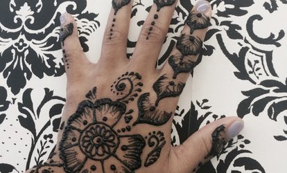 image for Up to 52% Off Henna-<strong>tattoos</strong> at Nail'd It!