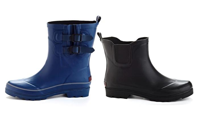 Solo Men's Rain Boots | Groupon Goods