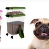 $22.99 for an Airtight Pet-Food Storage Container Set