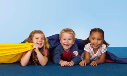 Kids' Summer Camp, Classes, or Both at The Little Gym (Up to 56% Off)