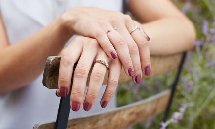 One or Two Gel Manicures at Nail Perfection (Up to 43% Off)